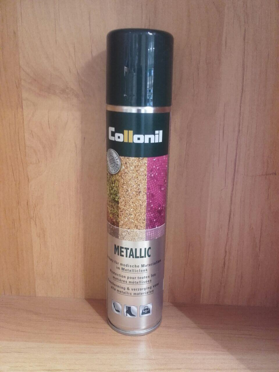 Metallicspray farblos Image