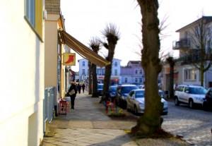 Unser Laden in der Friedrich-Franz-Straße